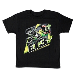 Monster Energy Supercross Tomac Black Youth Tee
