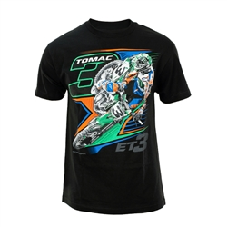 Monster Energy Supercross Tomac Podium Tee