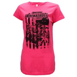 Arenacross Ladies Flag Tee