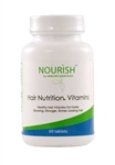 Hair Nutrition Vitamins