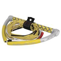 AIRHEAD Bling Spectra Wakeboard Rope - 75' 5-Section - Yellow