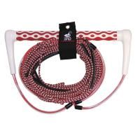 AIRHEAD Dyna-Core Wakeboard Rope 3 Section 70'