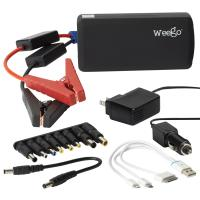 Weego Jump Starter Battery Pack+ Heavy Duty - 12,000mAh - 12V