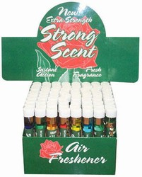 STRONG SCENT AIR FRESHENERS 72 COUNT