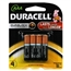 Duracell AAA 4 Batteries 12 Count