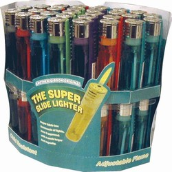 SUPER SLIDE LIGHTERS 56 COUNT