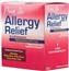 ALLERGY RELIEF 2 PACK 25 CT COMPARE TO BENADRYL