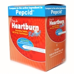 Prime Aid Heartburn Relief Compare to Pepcid 25 Count