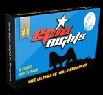 Epic Nights Male Sexual Enhancer 8 Pack