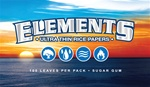 "ELEMENTS CIGARETTE ROLLING PAPERS 1.0"" 25 COUNT"