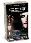 OCB PREMIUM ROLLING PAPERS 24 COUNT