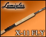 Lamiglas Rods X11 Fly