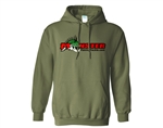 Monster Fishing Tackle Heavy Blend Hoodie