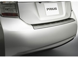 Rear Bumper Protector for 2012-2014 Toyota Prius