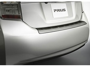Rear Bumper Protector for 2010 & 2011 Toyota Prius