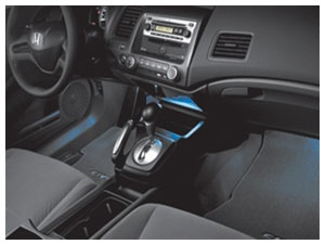 Honda Civic Interior Courtesy Lights