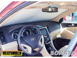 Hyundai Sonata Heat Shield