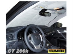 Heat Shield Sun Visor for Lexus CT200h
