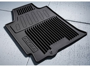 All Weather Floor Mats 2007-2011 Nissan Altima