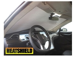 Tesla Model S Heat Shield Sun Visor