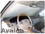 Avalon Hybrid Heat Shield Sun Visor