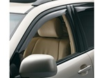 Ford Fusion Hybrid Side Wind Deflector