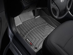 2011-2014 WeatherTech All Weather Floor Liner Mats for Hyundai Sonata Hybrid