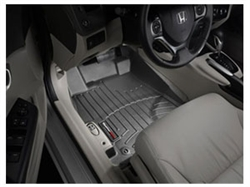 Honda Civic Floor Liners by Weathertech