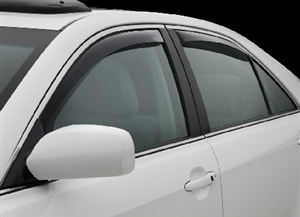 Toyota Camry Hybrid In Channel Side Vent Visors