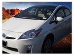 Prius In Channel Side Window Deflectors