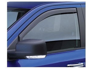 Ford Fusion Hybrid In Channel Side Vent Visors