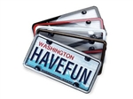 Models License Plate Frame