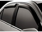 Side Window Deflectors for 2010-2012 Ford Fusion