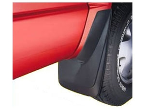 2010 Mercury Milan Molded Mud Guards