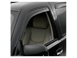 Chevy Silverado Side Window Deflectors