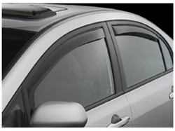 2010 Honda Civic Side Window Deflectors