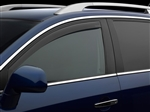 Prius V In Channel Side Window Deflectors