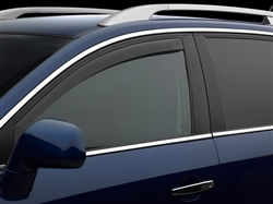 Prius C In Channel Side Window Deflectors