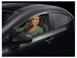 Toyota Camry 2012-2014 Side Window Deflectors