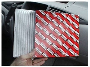 Cabin Air Filter for 2001- Toyota Prius