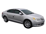 Side Window Deflectors for 2012-2015 Buick Lacrosse eAssist