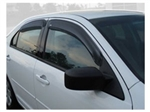 Ford Fusion Side Window Deflector and Fusion Vent Visors