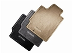 Carpeted Floor Mats 2010-2011 Nissan Altima