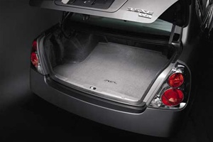 Carpeted Cargo Mat 2010-2011 Nissan Altima