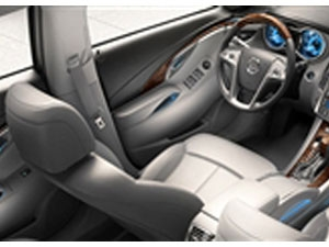 2012-2013 Buick LaCrosse eAssist Dash Kit