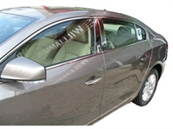 Buick LaCrosse Hybrid eAssist Chrome Door Trim Molding