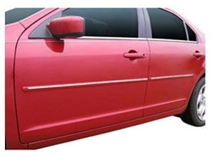Chrome Body Side Moldings for Lincoln MKZ Hybrid