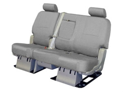 2012-2014 Toyota Prius c Rear Seat Covers