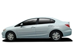 Honda Civic Side Moldings