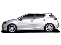 Lexus CT200h Side Molding & Auto Trim